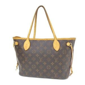 Authentic Louis Vuitton neverfull PM monogram